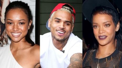 Karrueche-Chris-Rihanna