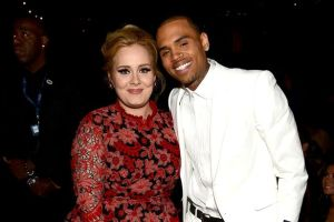 Adele & Chris