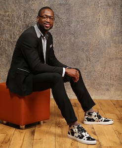Those shoes, I cannot cosign on those. But the rest of the outfit is ok. Nathaniel S. Butler/NBAE via Getty Images)