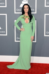 katy perry grammy's