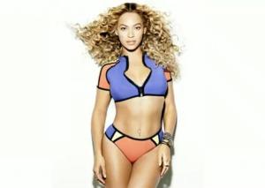 Beyonce covers SHAPE magazine