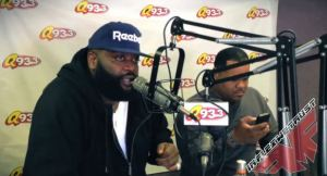 "Rick Ross speaks to Q 93.3 radio station to ""clear up"" controversial lyrics"